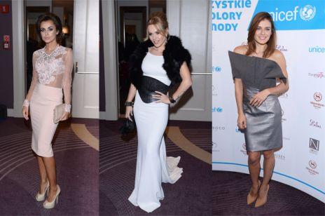 Gwiazdy na imprezie Wszystkie Kolory Mody UNICEF