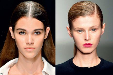 Miejskie trendy w makijażu i fryzurach