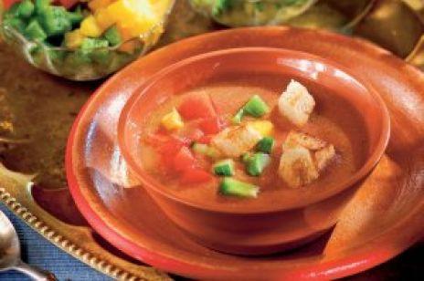 Andaluzyjskie gazpacho