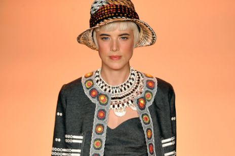 Słynne modelki: Agyness Deyn – Lady Punk