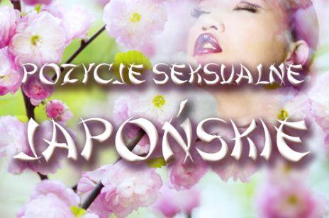 Pozycje seksualne japońskie