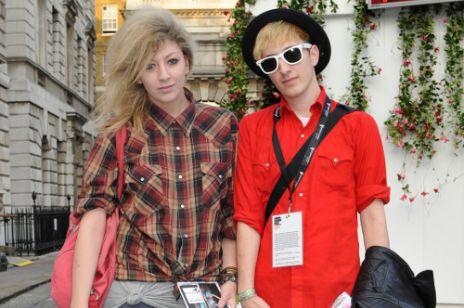 Street fashion - wiosna 2010