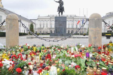 Pogrzeb Prezydenckiej Pary