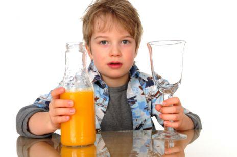 Co powinien pić malec?