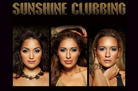 Makijaż na lato - SUNSHINE CLUBBING