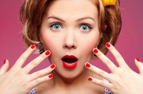 Czerwone paznokcie - lakiery