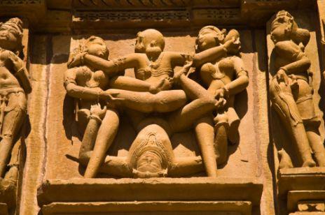 Indie - Kamasutra w świątyni