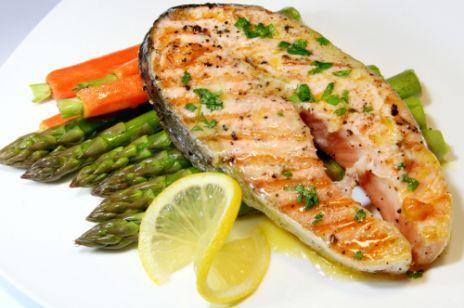 Z grilla zdrowe i dietetyczne są tylko warzywa, drób i ryby