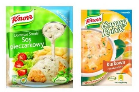 Knorr - sezon na grzyby