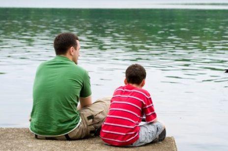 Czas na rozmowę z dzieckiem