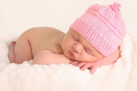 Wrażliwa skóra niemowlaka