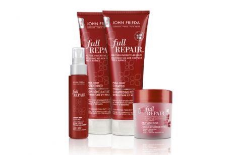 John Frieda® Full Repair™ - kuracja dla zmęczonych włosów