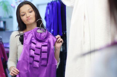 Mój problem: nie mieszczę się w sukienkę