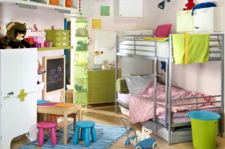 Czy pokój dziecka może pobudzić jego kreatywność