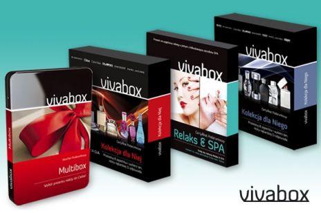 Konkurs - wyjątkowy prezent z Vivabox