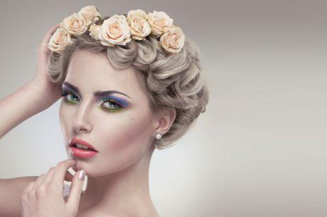 Wianek na ślub czyli kwiaty we włosach