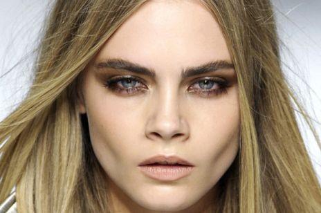 Makijaż w kolorach jesieni