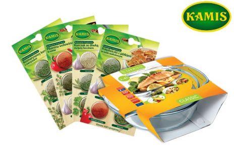 Konkurs - Kulinarne inspiracje z Kamis