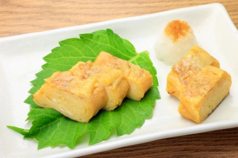 Tamagoyaki - japoński omlet