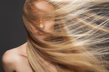 Błyszczące i zdrowe włosy