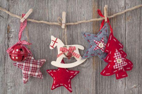 Świąteczne dekoracje hand made