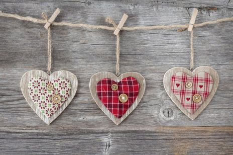 Walentynki w twoim domu