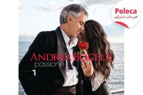 """Andrea Bocelli """"Passione"""" - Najlepszy prezent na Walentynki!"""