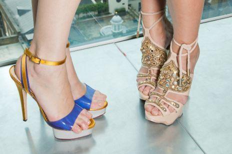 Buty z wybiegów na wiosnę i lato 2013