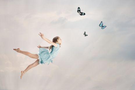 Sen o lataniu - sennik