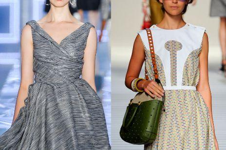 Sukienka w stylu Audrey Hepburn