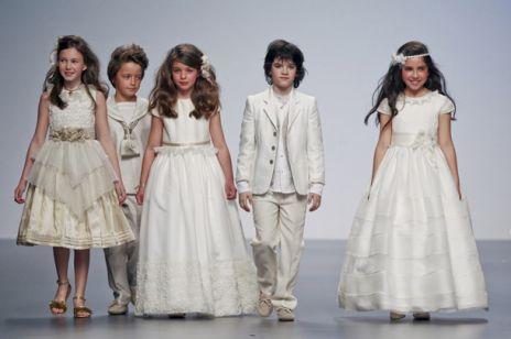 Ślubna kolekcja Baracarola dla dzieci