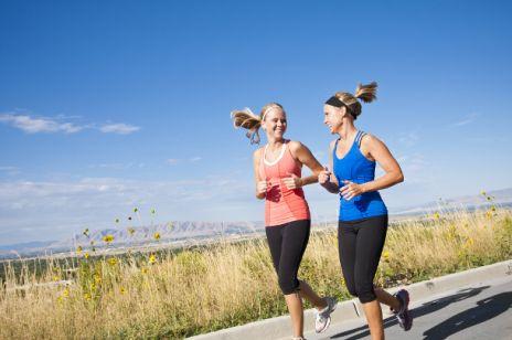 Kobiecy bieg