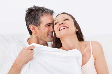 Seks ze starszym partnerem