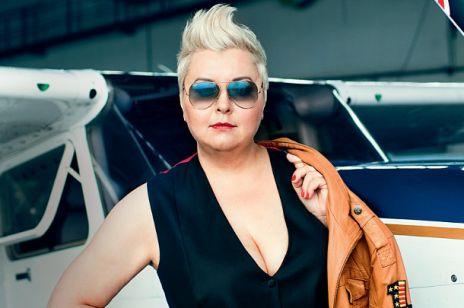 Letnie stylizacje gwiazd: Anna Męczyńska