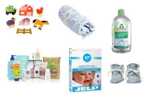 Pięć pomysłów na prezent dla przyszłej mamy i maluszka