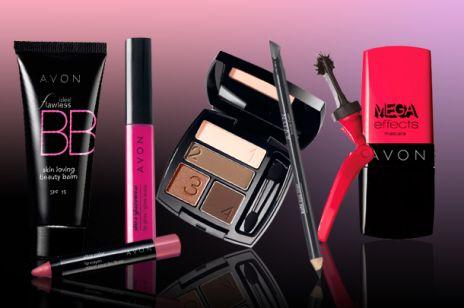 Konkurs - Imprezowy makijaż z Avon
