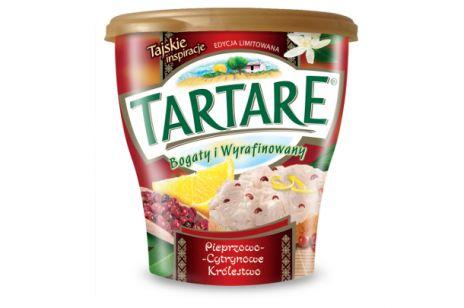 Tartare Pieprzowo-Cytrynowe Królestwo