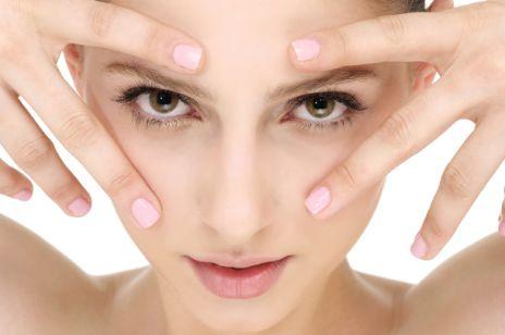 Karboksyterapia na skórę wokół oczu