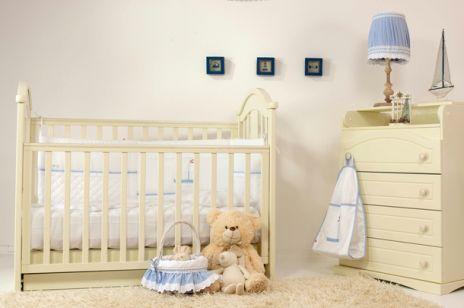 Jak urządzić pokój niemowlaka?