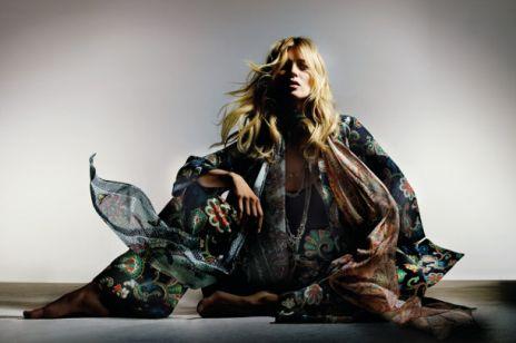Kate Moss ponownie dla TOP SHOP - kolekcja