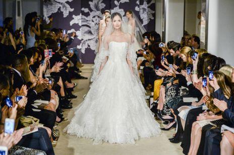 Suknie ślubne Carolina Herrera