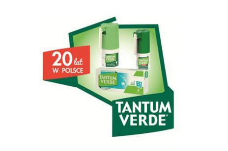 Tantum Verde świętuje 20-ste urodziny!