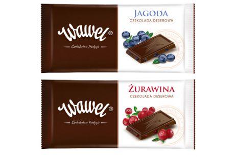 Najnowsza odsłona czekolad Wawel