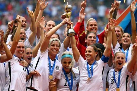 Skandal po finale mundialu kobiet: piłkarki zarobią 370 milionów mniej niż mężczyźni