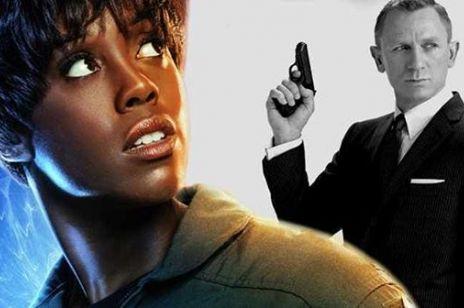 """Koniec ery """"Dziewczyna Bonda"""". Nowym agentem 007 będzie czarnoskóra kobieta"""