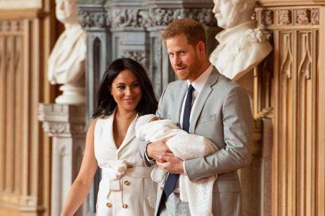Chrzciny księcia Archiego. Meghan Markle wybrała już rodziców chrzestnych?