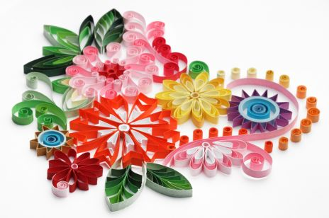 Quilling – papierowe hobby