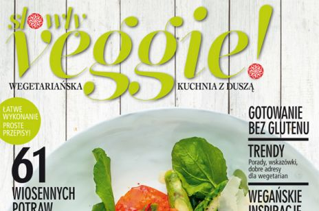 "Nowy magazyn kulinarny ""Slowly Veggie"""