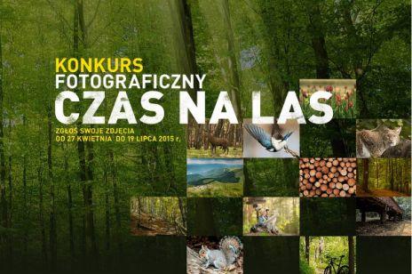 Konkurs fotograficzny Lasów Państwowych i National Geographic Polska