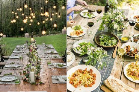 Stół we włoskim stylu!